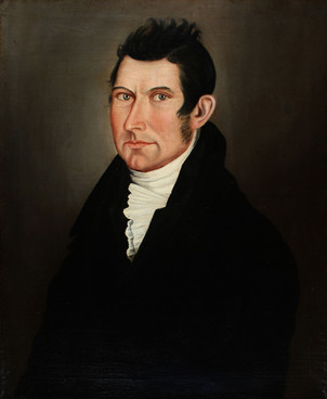 Early 19thC Portrait of a Man