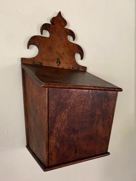 Walnut Wall Box