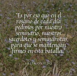 Leiza Oviedo