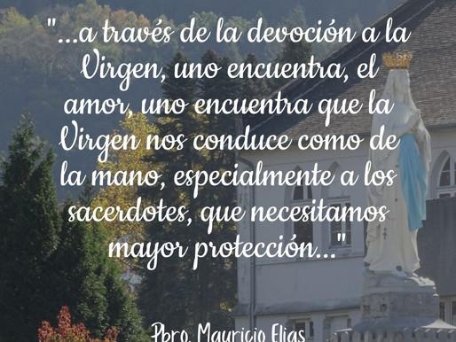 Pbro. Mauricio Elias