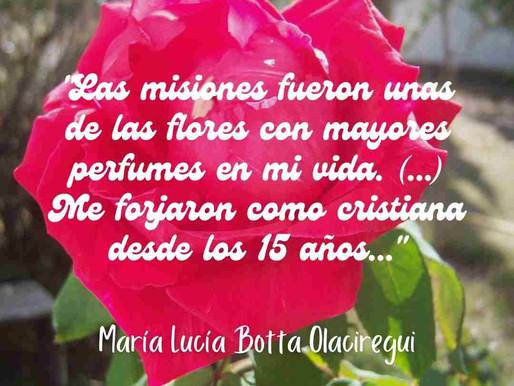 María Lucía Botta Olaciregui