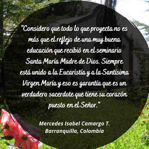 Mercedes Isabel Camargo T. - COLOMBIA