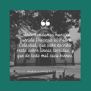 María Candelaria Egea
