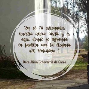 Dora Alicia Echeverria de Garro