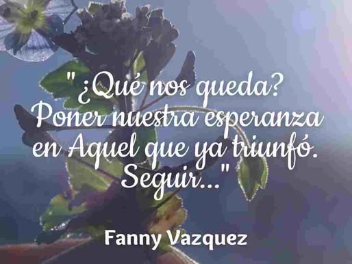 Fanny Vazquez