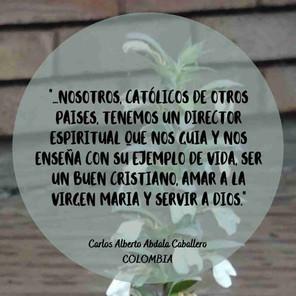 Carlos Alberto Abdala Caballero - COLOMBIA