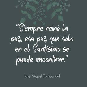 José Miguel Tonidandel