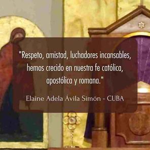 Elaine Adela Ávila Simón