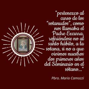 Pbro. Mario Alfredo Camozzi
