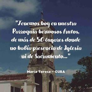 María Teresa - CUBA