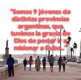 9 jóvenes argentinos