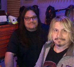 John Franco and Chris Tristram