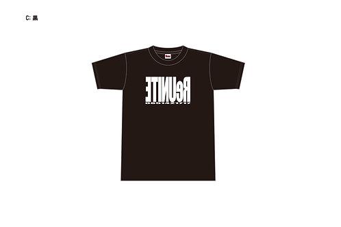 コロナになんか 負けるかいな 再結束!! Tシャツ 黒