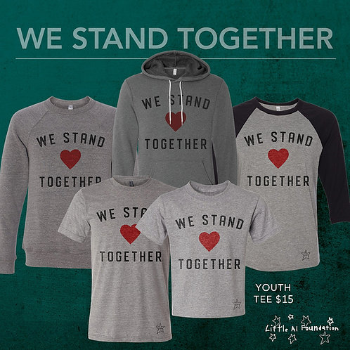 We Stand Together - Youth Tee
