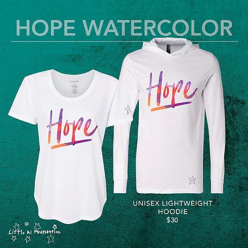 Hope - Lightweight Hoodie