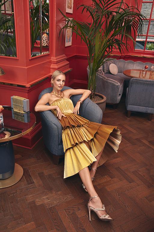 Leonie Hanne x Arcadia Magazine