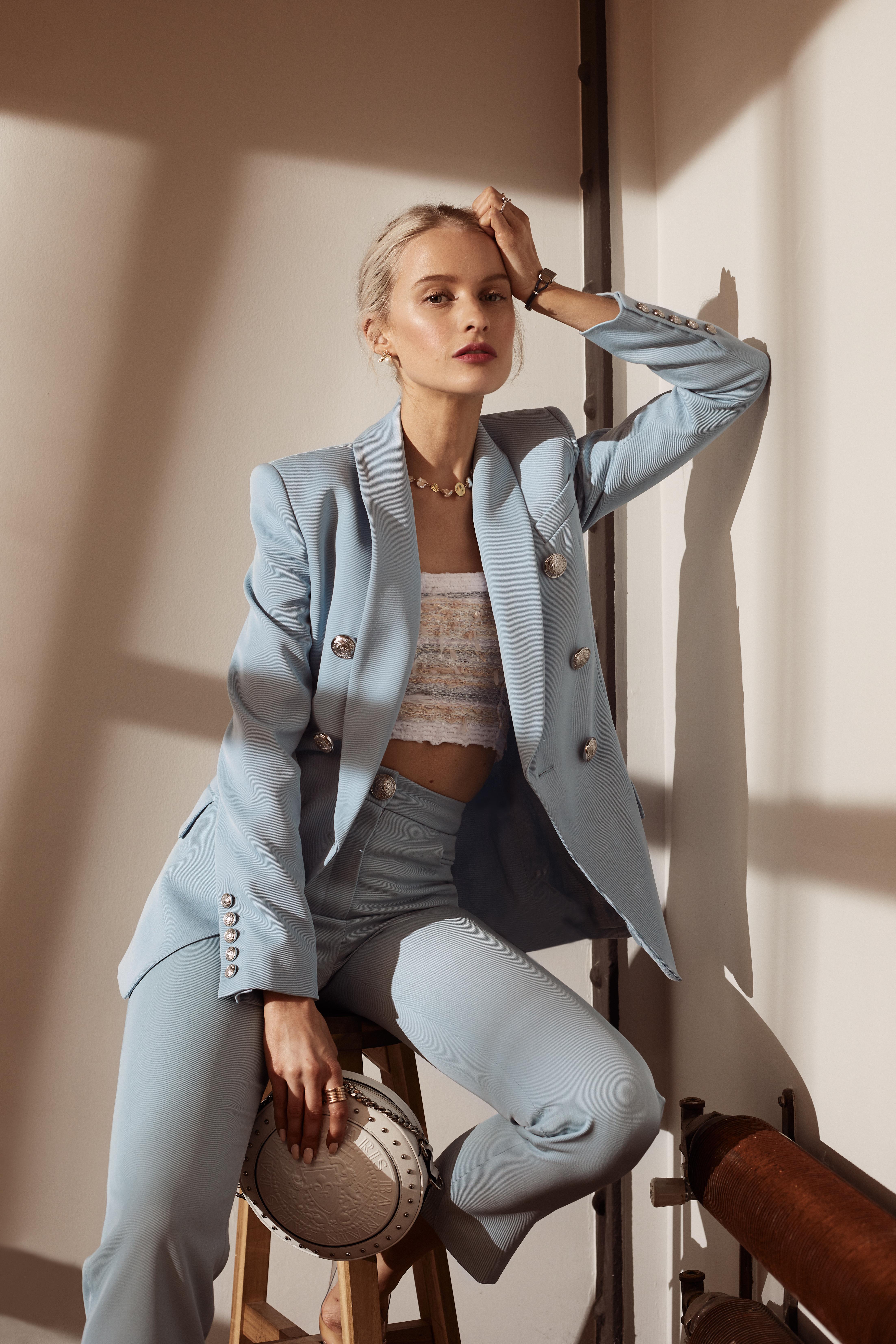 Victoria McGrath x Glamour Magazine