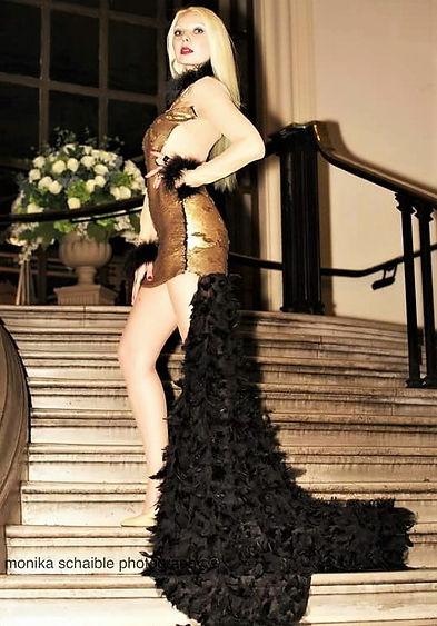 Khloé NOVA Bulgarian couturier designer