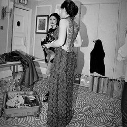 BACKSTAGE FITTING MOMENT