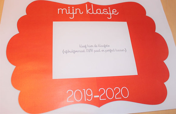 CLASS OF 2020 : Een boekje vol herinneringen aan het afgelopen schooljaar!