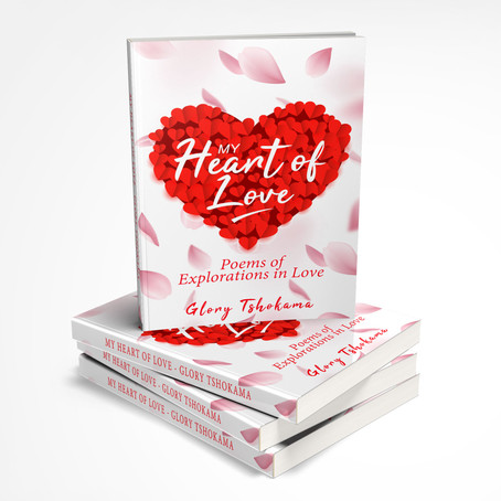 My Heart of Love is Now Available on Amazon
