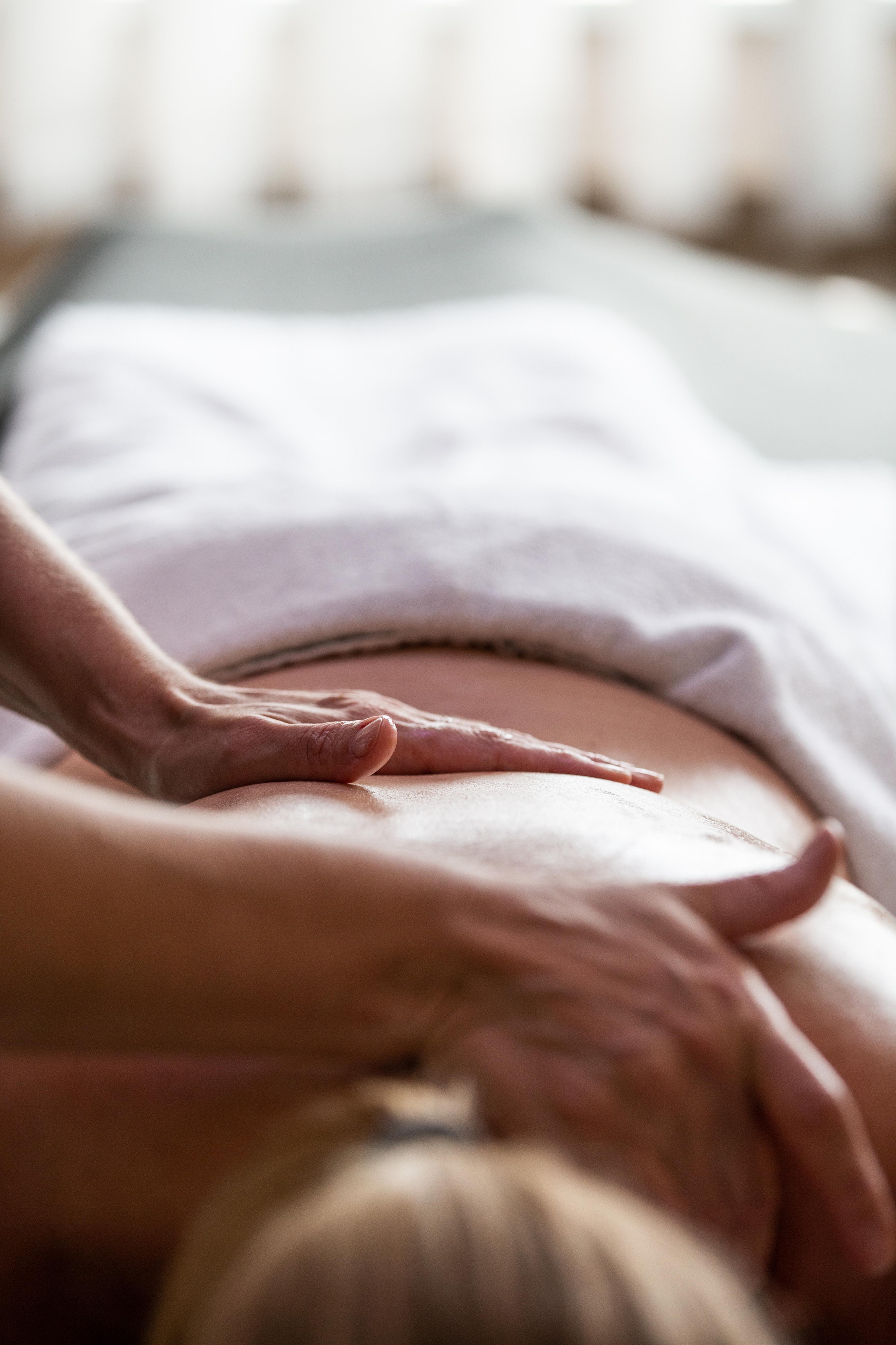 Aroma Öl Massage