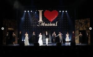 「I Love Musical」、BS日テレにて前回9月公演の放送決定!!