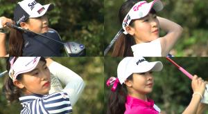 BSフジ特番『日韓女子ゴルフ ビューティスキンズマッチ』放送決定!