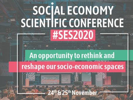 Social Economy Scientific Conference #SES2020, November 24-25