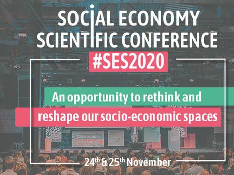 Social Economy Scientific Conference #SES2020, November 24-25