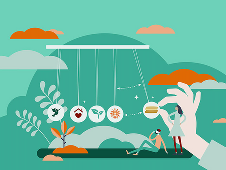 Inspelning: Mötesplats Social Innovation: Impact investeringar (online) - 6 oktober 8:30-10:00 CEST