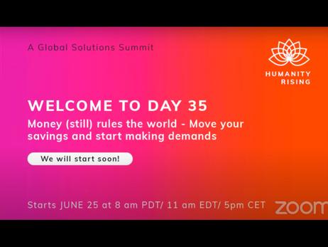 Video: Impact Invest på Humanity Rising-konferensen