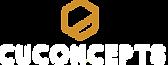Logo White CuConcepts.png