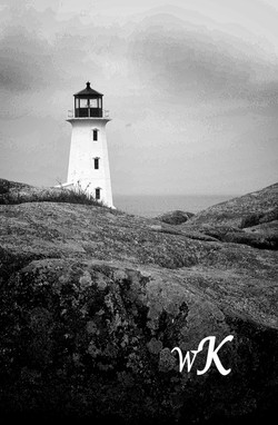 Lighthouse @ Peggy's Cove