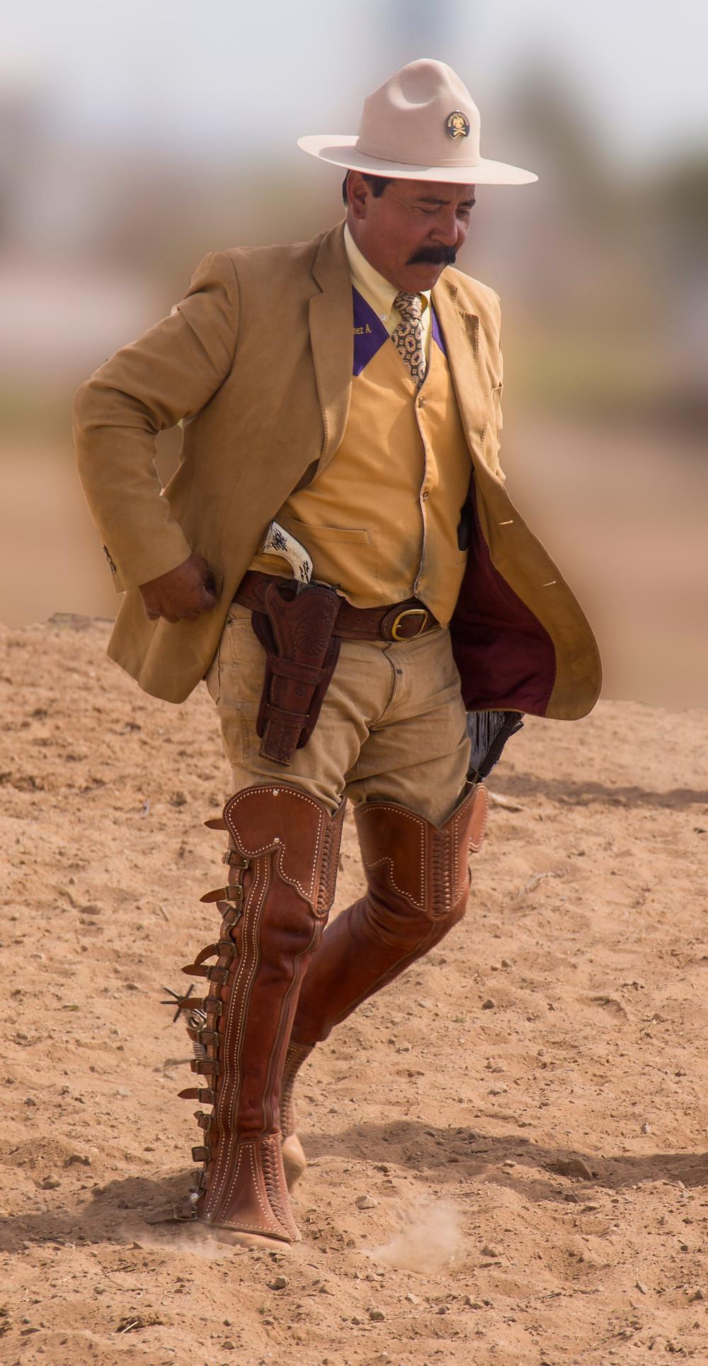 Narcisco Martinez aka Pancho Villa