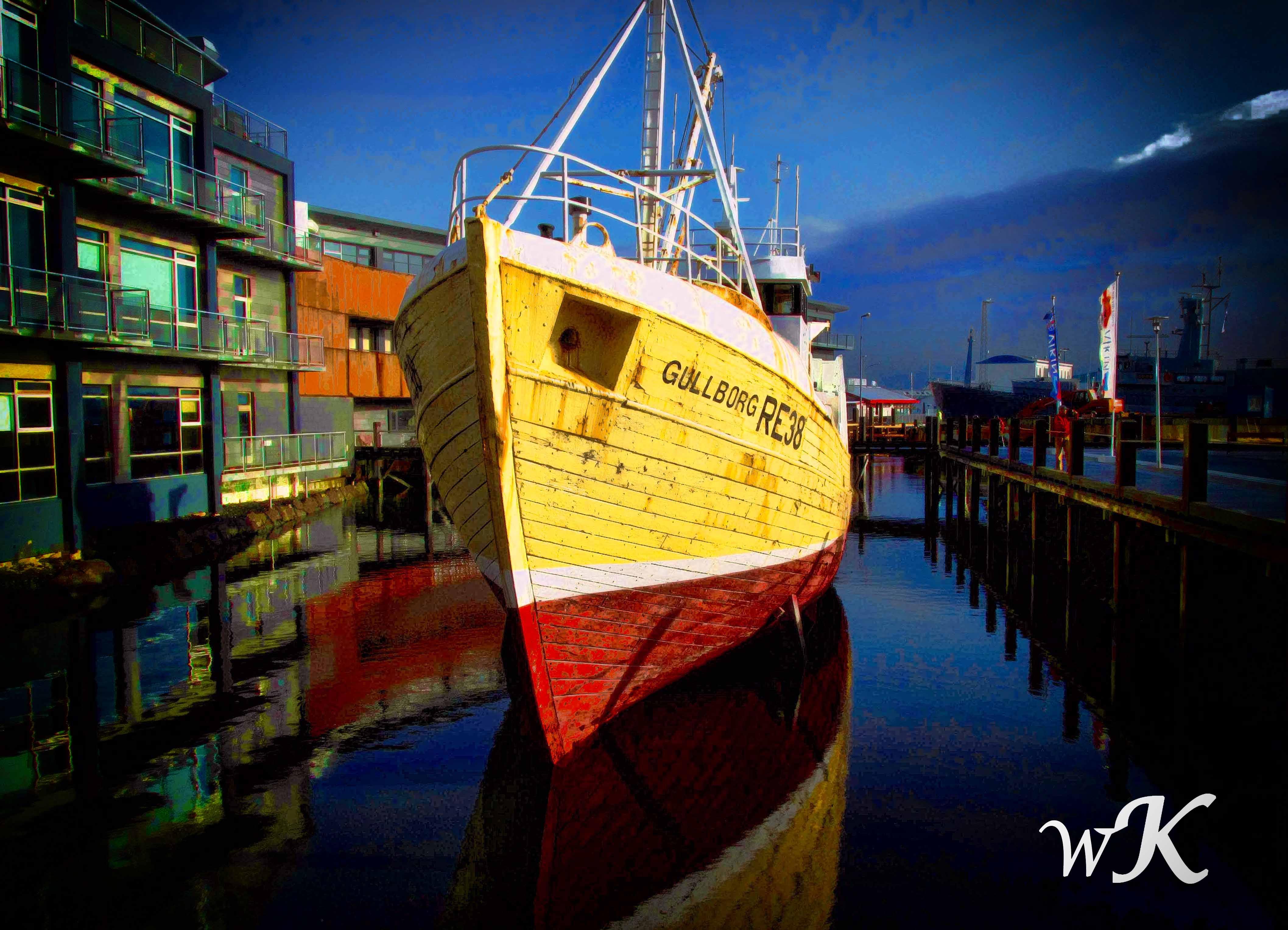 Reykiavik Ship
