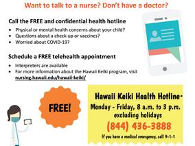 Hawaii Keiki Hotline