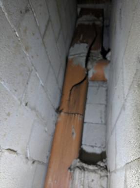 Furnace Flue Liner Repair