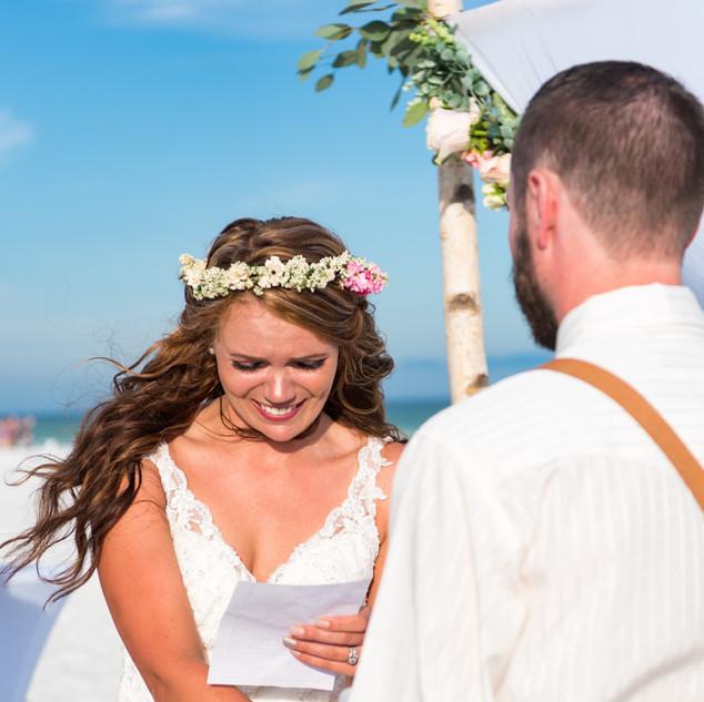 Navarre Beach Wedding Planner