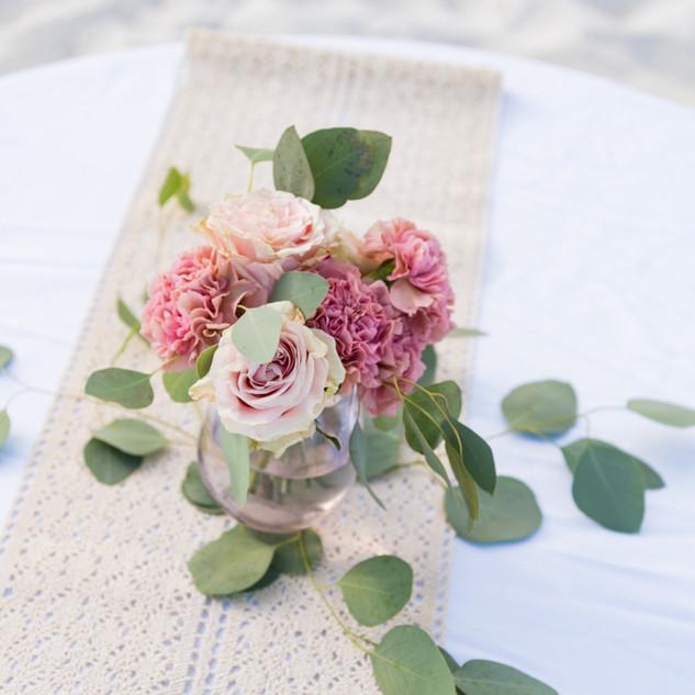 Navarre Beach Wedding Florals