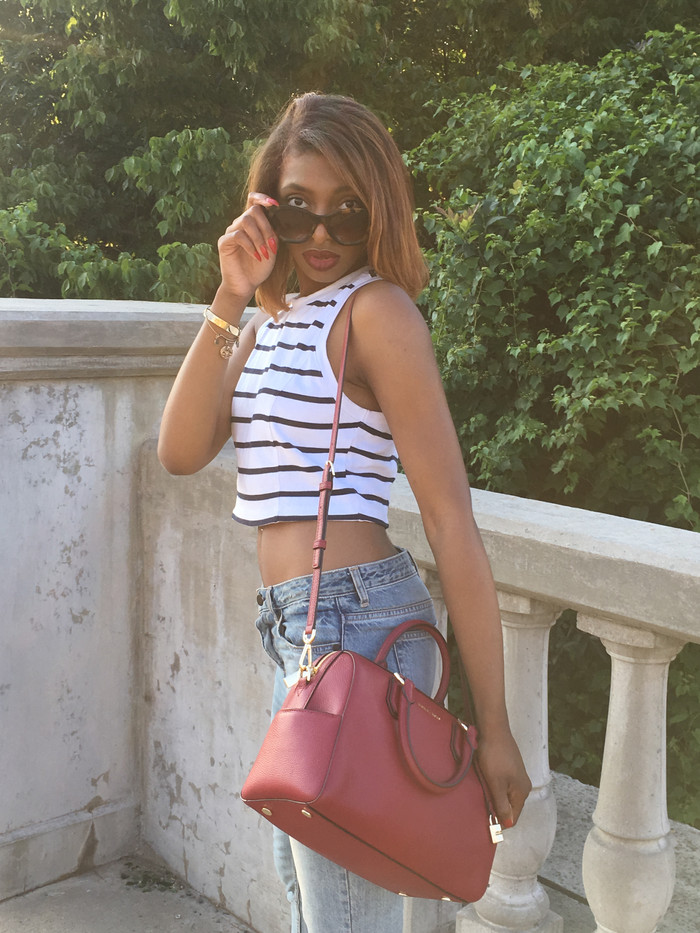 Model Behavior For July: Jazzmia Martin