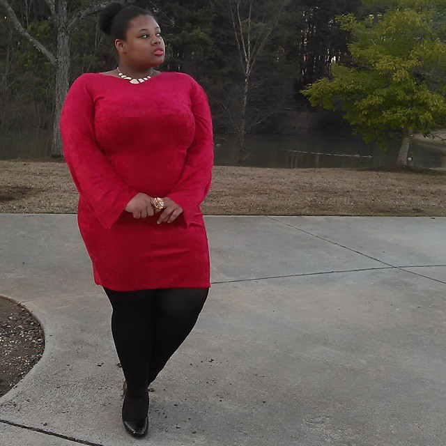 Sassy RED Dress