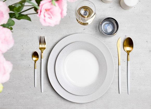 """6 צלחות מנה ראשונה 20 ס""""מ HAZE מבית Food Appeal"""