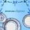 Thumbnail: סט 6 צלחות מנה ראשונה דגם 130 Portofino, קורל