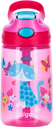 בקבוק ילדים GIZMO חתול ורוד