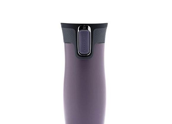 כוס מתכת WEST LOOP סגול כהה מבית CONTIGO