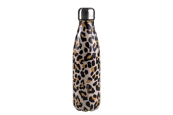 """בקבוק Cheetah דקאל נירוסטה 500 מ""""ל דופן כפול 4/24 א.מתנה"""