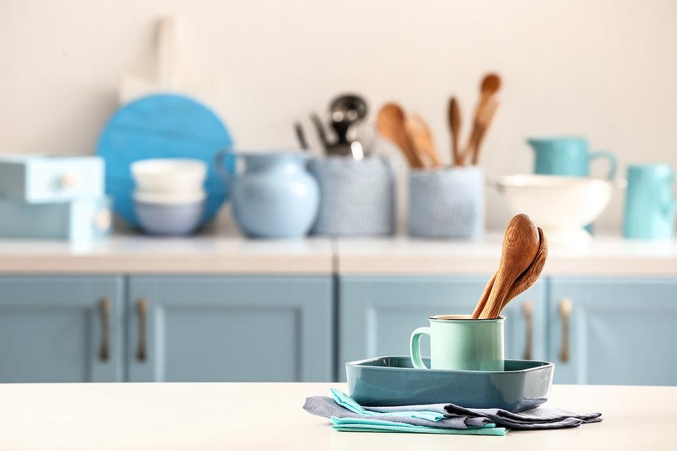 Set of kitchenware on table.jpg