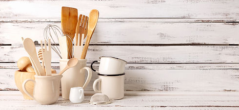 Baking kitchenware and baking products o