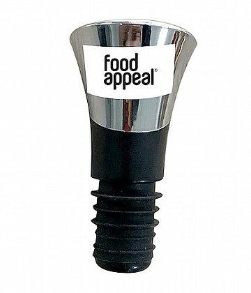 פקק לבקבוק יין מסדרת SIGNATURE מבית Food Appeal